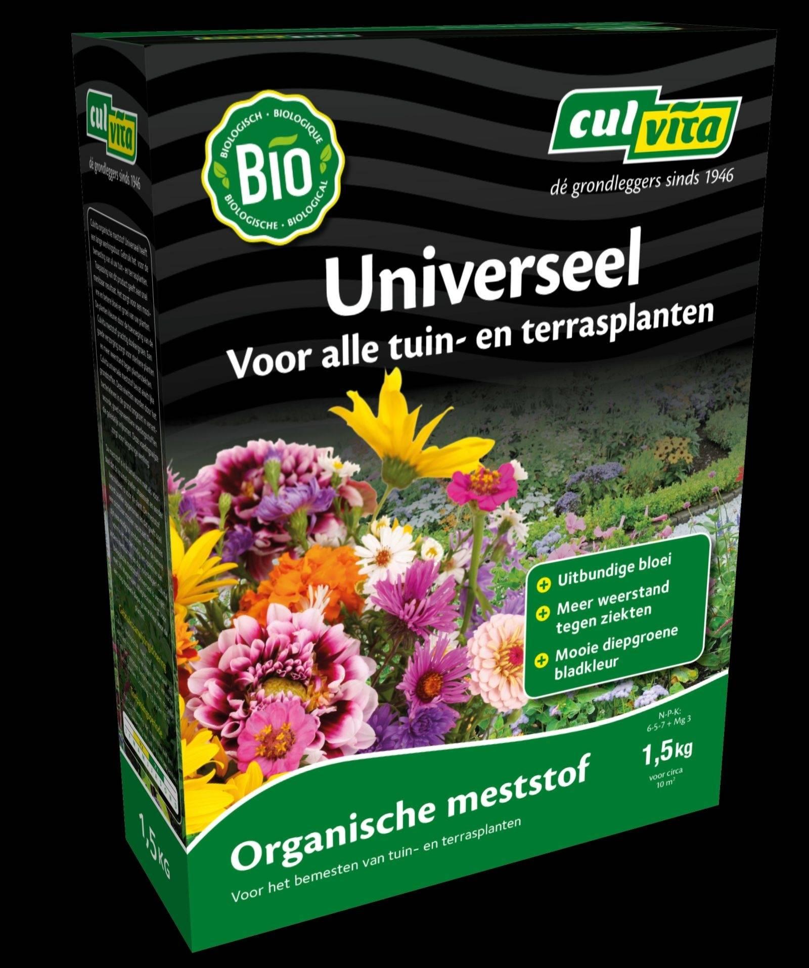 Tuinmest Voor alle planten en bomen