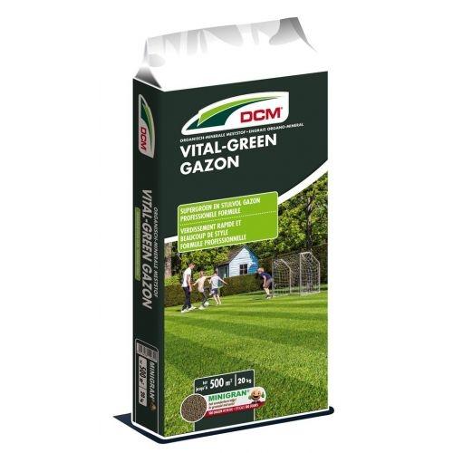Gazonmest DCM Meststof Vital-Green Gazon