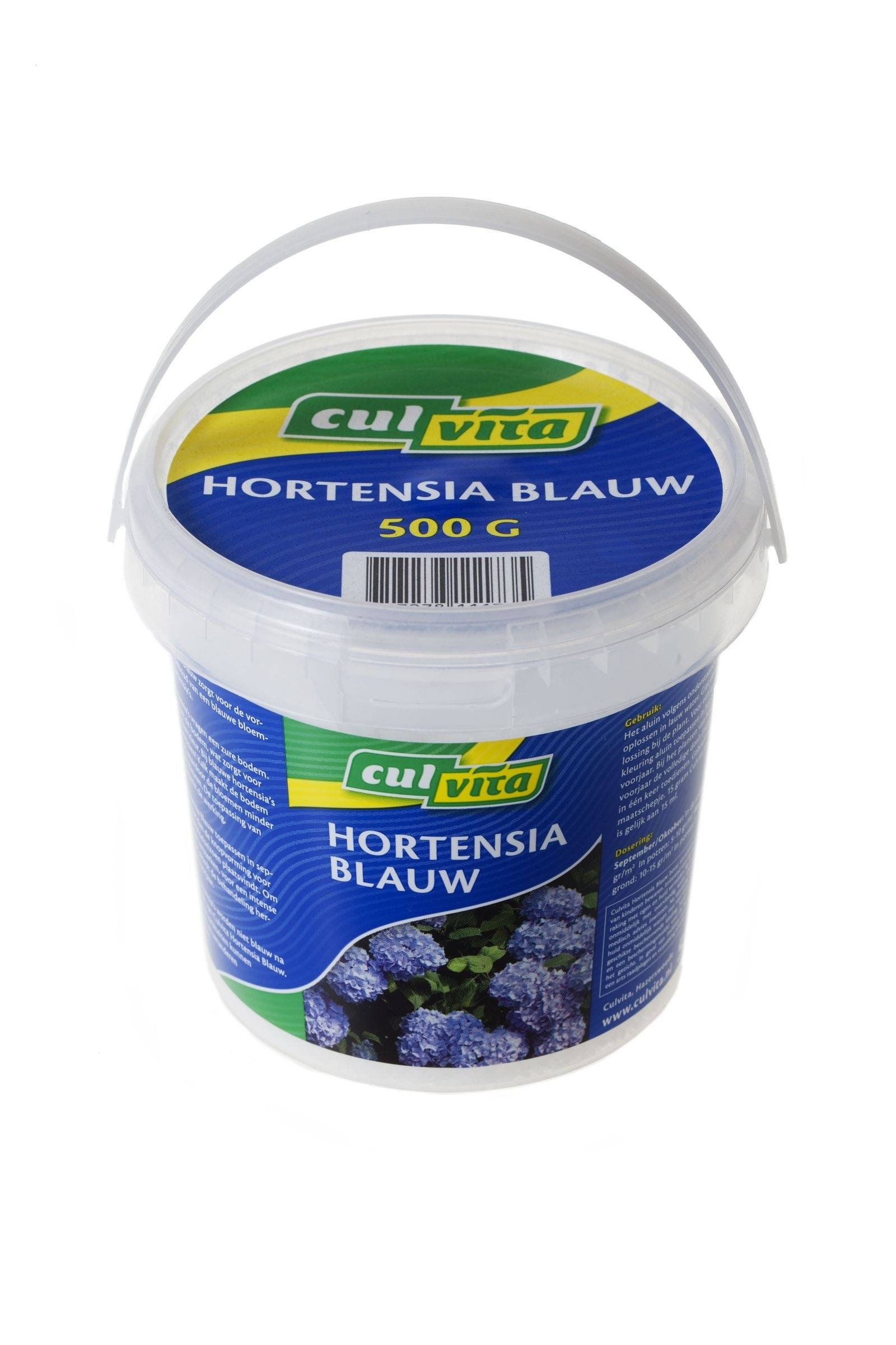 Hortensia Blauwmaker Maakt uw hortensia blauw