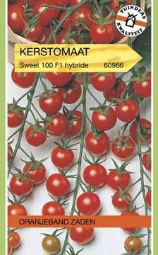 Tomaat Tomaten Supersweet 100 F1 Hybride